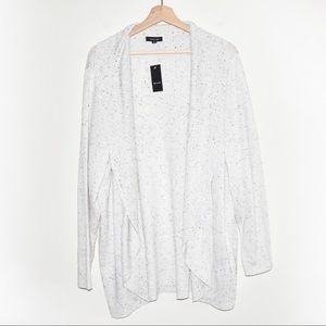 Verve Ami Speckled cardigan